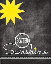 Scatter Sunshine Printable