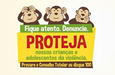 Proteja a Criança