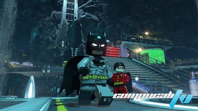 LEGO Batman 3 Beyond Gotham XBOX 360 Español RF