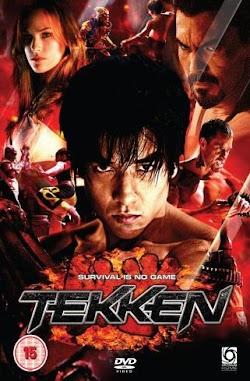 Thiết Quyền - Tekken (2010) Poster