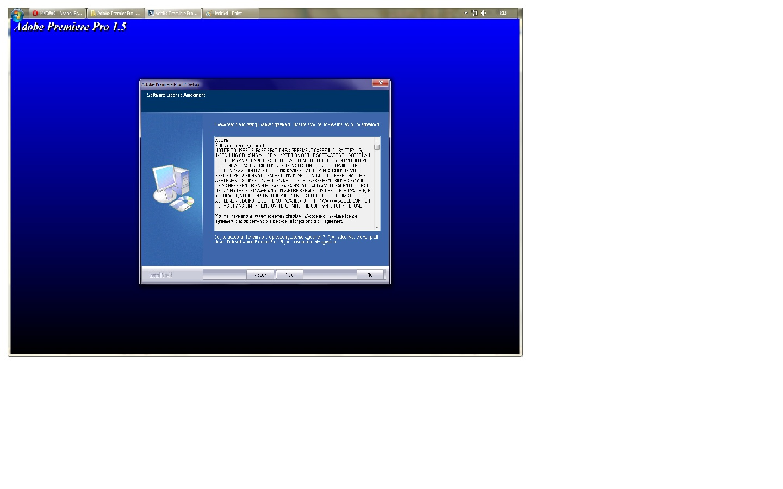 Adobe premiere pro 1.5 serial no