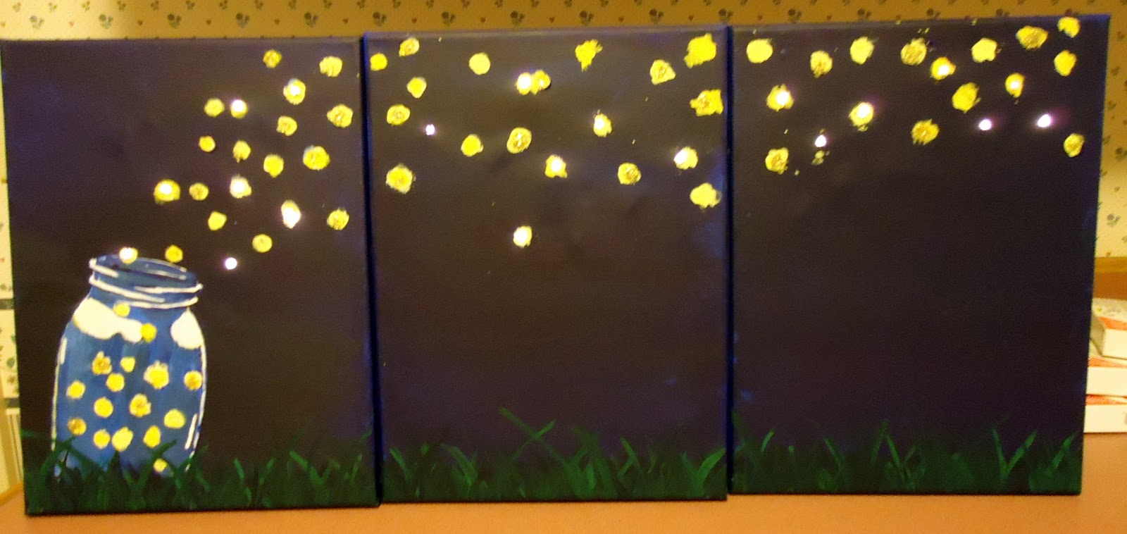 nailed it fireflies. Black Bedroom Furniture Sets. Home Design Ideas