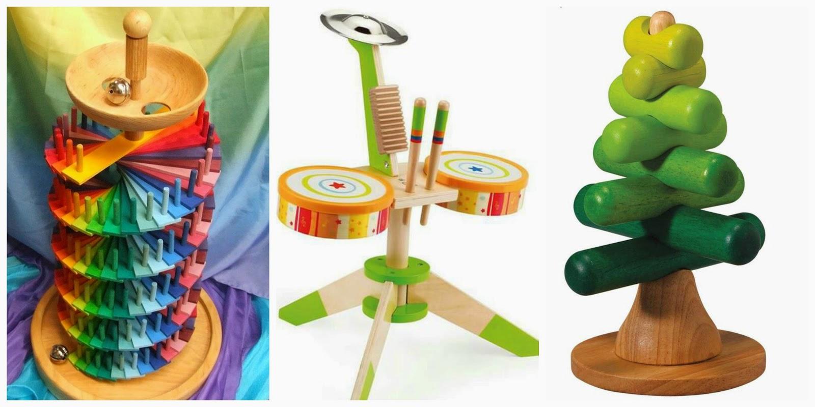 cocina de madera juguettos
