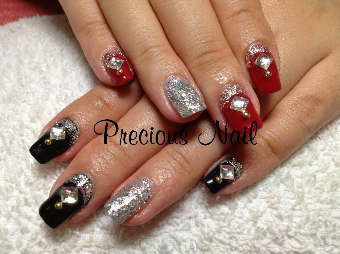 Precious Nail Services: Pre Chinese New Year Nail Appointments