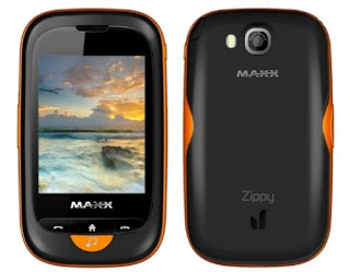 MAXX ZIPPY MT105 Mobile