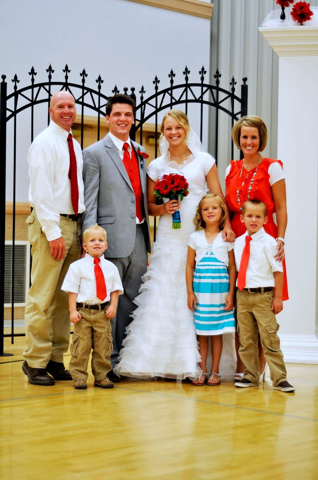 Mike daly wedding
