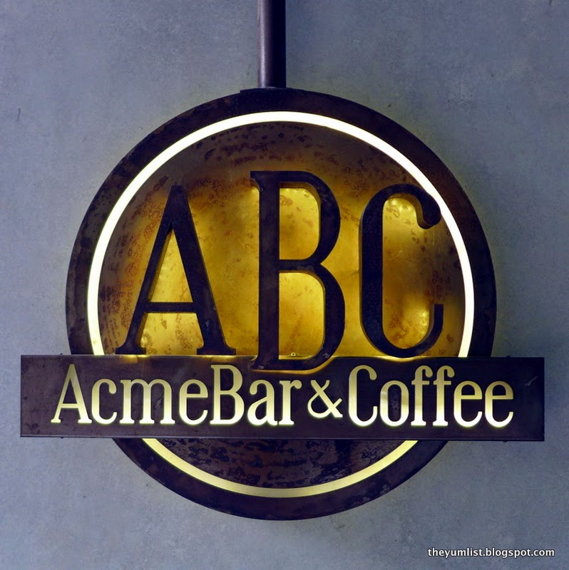 Acme Bar and Coffee (ABC), Troika
