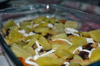 Custard| Coffee| Pineapple| Cake| Chocolate| Cream Pack| Dessert| Walnuts