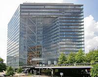Edificio de oficinas Stadttor en Düsseldorf