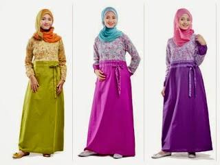 Baju Gamis Untuk Anak Muda Info Model Baju Gamis Terbaru