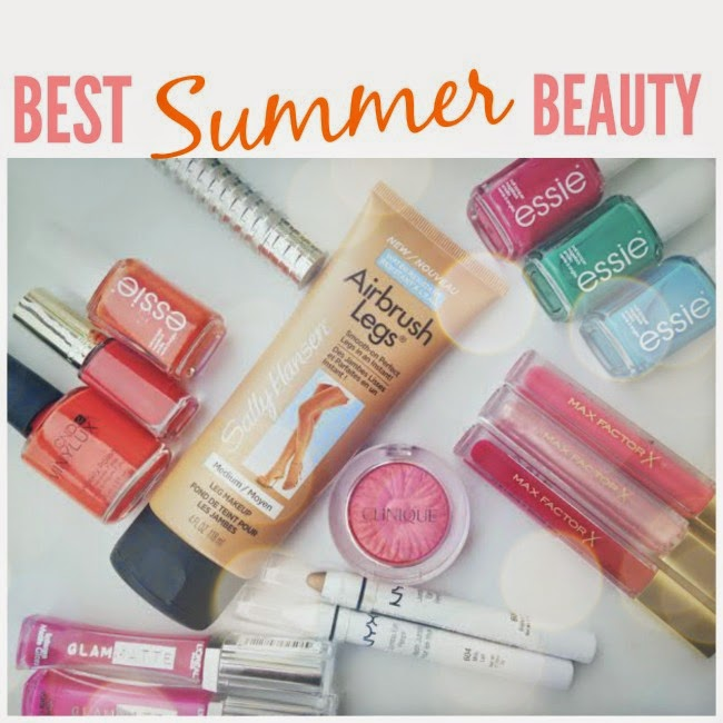 Best Summer Beauty Bits