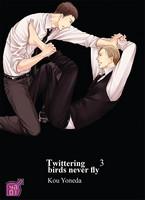Actu Manga, Critique Manga, Kou Yoneda, Manga, Taifu Comics, Yaoi, Twittering Birds Never Fly,