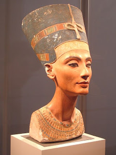 Queen Nefertiti - Berlin Museum