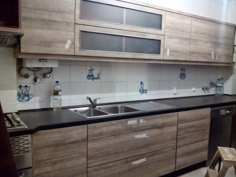 Azulejo de cozinha pintado v rios desenhos sobre id ias de design de cozinha - Azulejo sobre azulejo ...