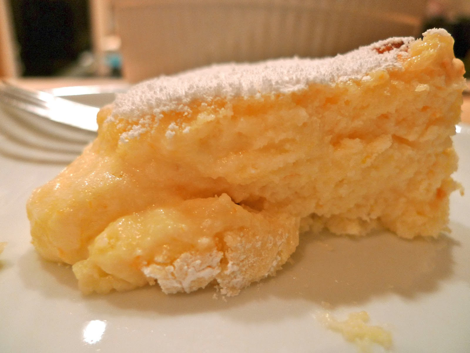 siriously delicious: Meyer Lemon Pudding Cake