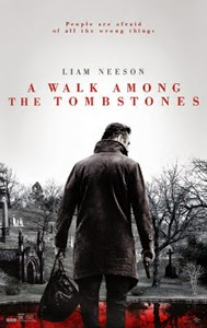 Poster original de Caminando entre las tumbas