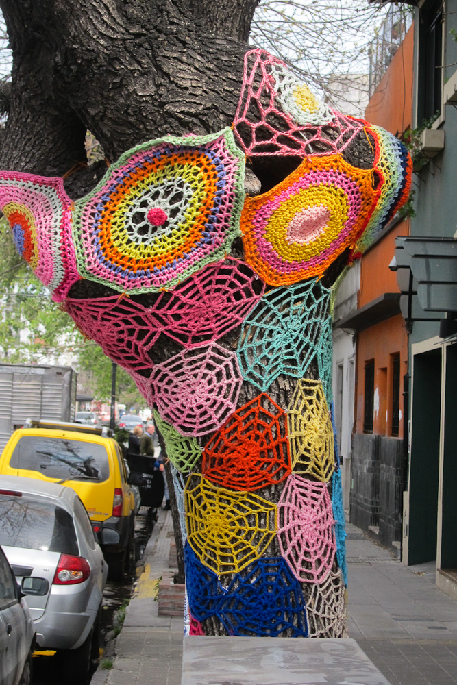Postcards from Palermo, Buenos Aires, Argentina: Yarn ...