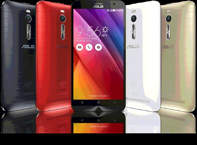 Harga dan Spesifikasi Asus Zenfone 2 (ZE551ML) Terbaru