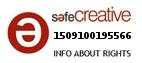 Entradas protegidas por Safe Creative