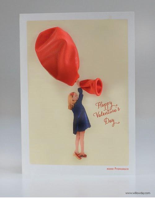 Invitaciones para cumpleaños con fotos en Recicla Inventa