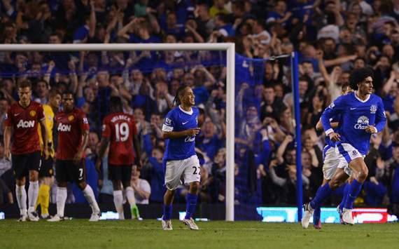 Everton vs MU