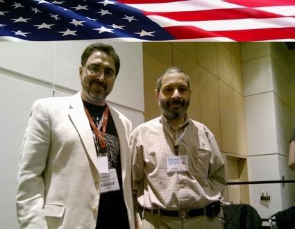 Sam Bazzi of Arcs with Khalid Baheyeldin of 2bits.com