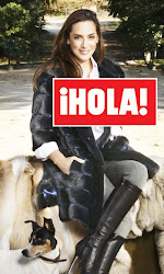 MY WORK FOR HOLA (COVER)