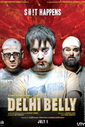 Delhi Belly Vietsub (2011)  - 2011