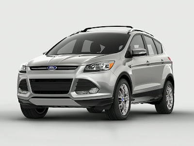 2014 Ford Escape Review & Release Date