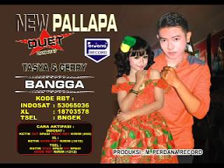 bangga new pallapa tasya dan gerry