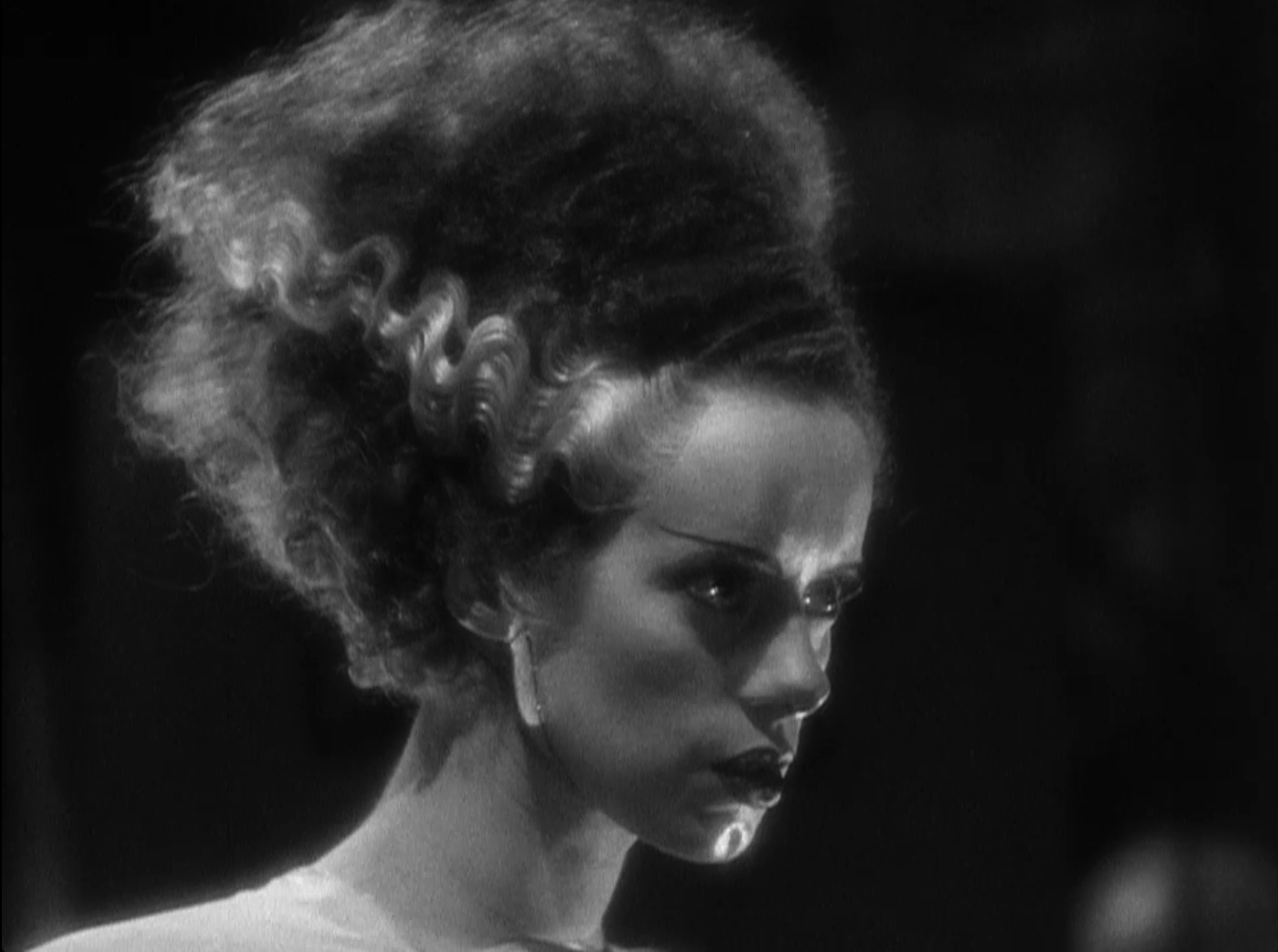 THE BRIDE OF FRANKENSTEIN  1935 Bride Of Frankenstein Actress