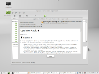 linux mint debian update pack 4