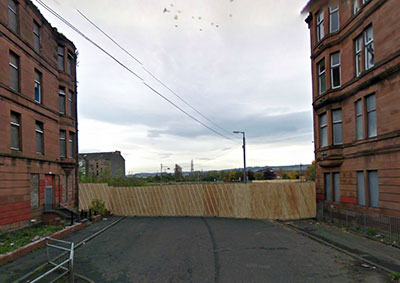 Slum clearance for the Commonwealth Games