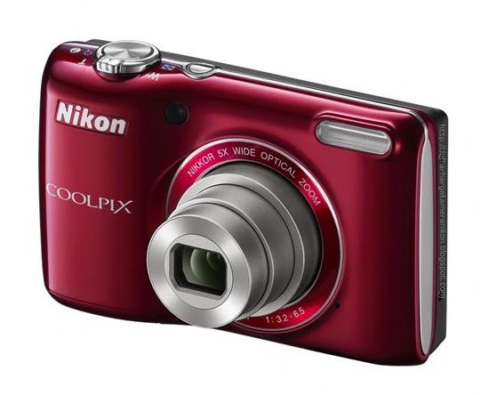 Harga dan Spesifikasi Kamera Nikon Coolpix L26