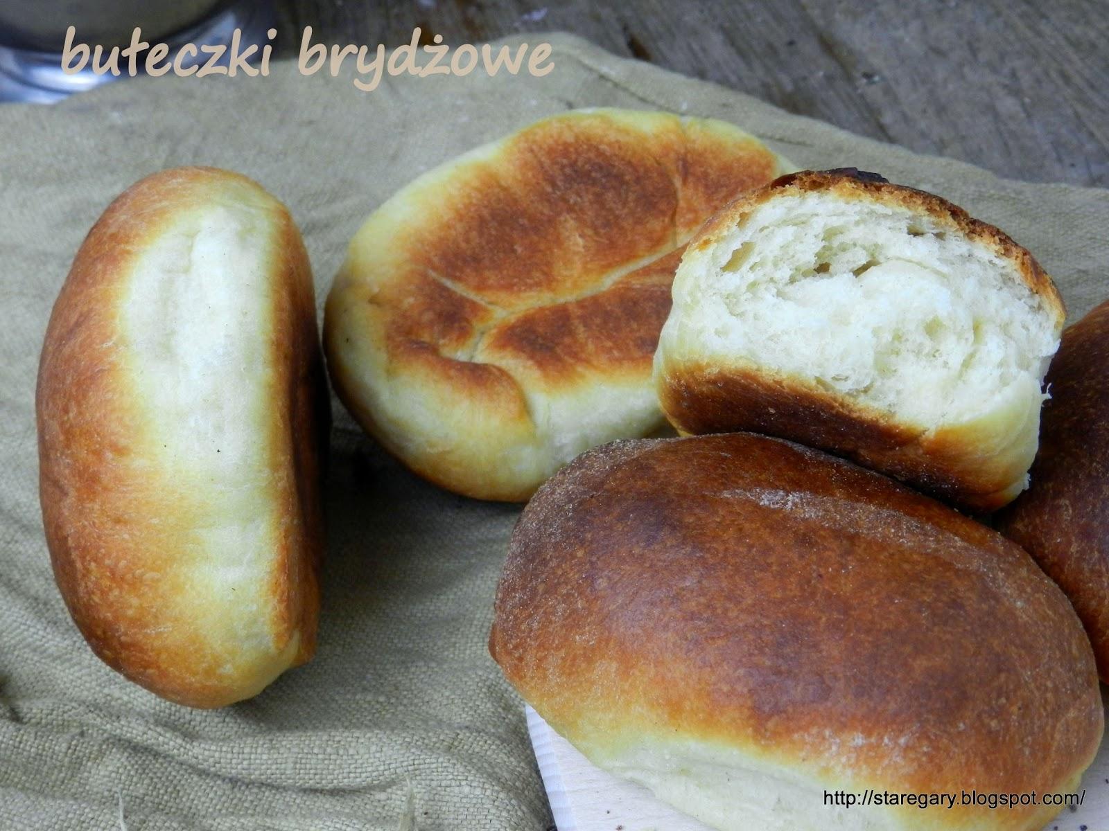 bułeczki brydżowe czyli  bridge rolls