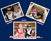 Lavínia,Ashiley e Hadassa