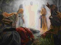 Jesus, Moisés e Elias na Transfiguração — Lucas 9:28-36