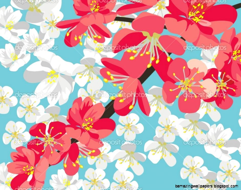 Cute spring background — Stock Vector © AnastasiiaKu 6658212