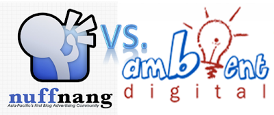 Nuffnang vs. Ambient Digital Philippines review