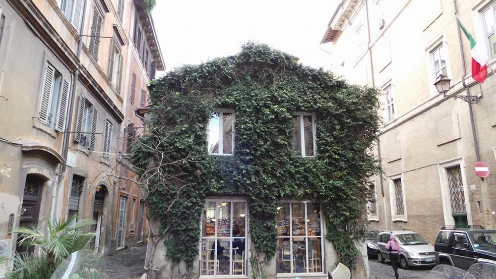 la casetta della madonna dei monti, roma, ristorante romantico roma, rione monti, mangiare a san valentino, san valentino