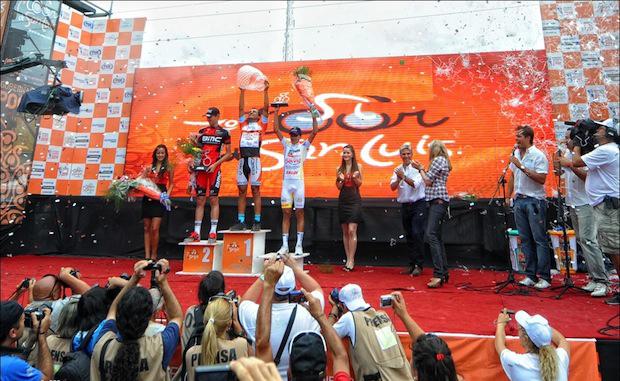 Bike Point SC: Daniel Diaz (Arg) Vence o Tour de San Louis ...