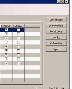 User form
