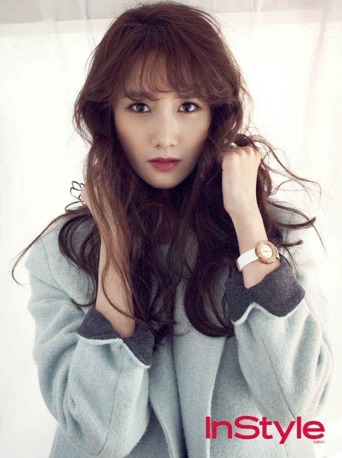 Yoona Instyle December 2014