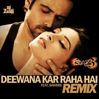 Deewana kar raha hai song lyrics