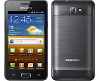 Samsung Galaxy R (Z) for UK