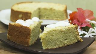 Cake Cempedak Butter