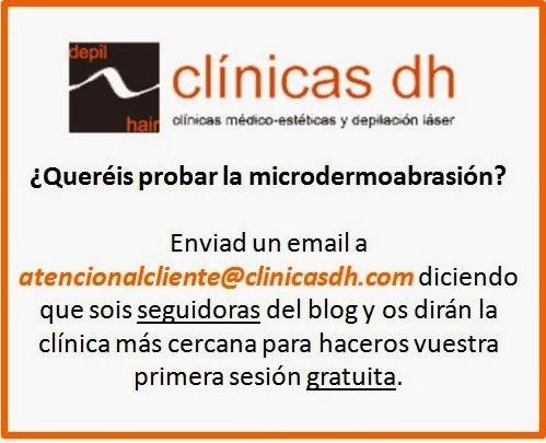 MICRODERMOABRASIÓN CLINICAS DH