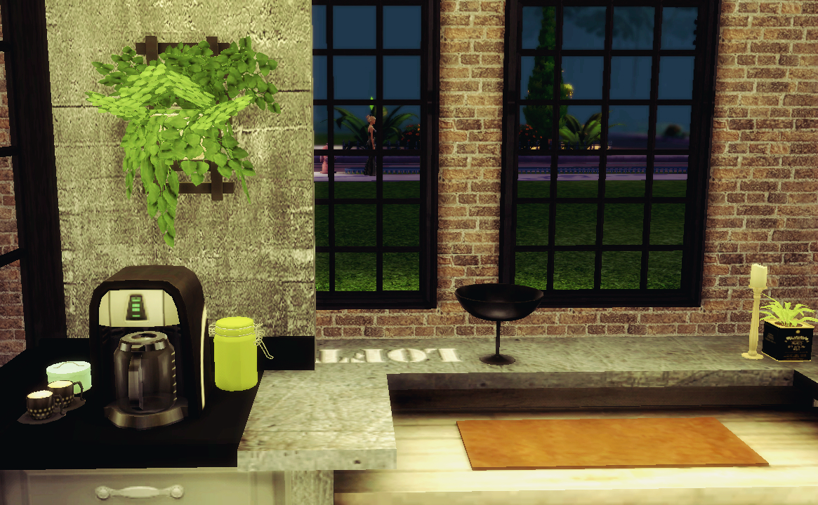 Kitchen 1 Sims4luxury