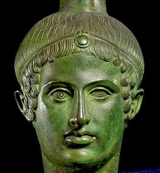 Bronze masterpiece of Etruscan art at the Cortona Etruscan exhibition