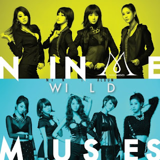 Nine Muses 나인뮤지스 - Wild